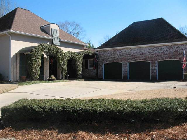 120 Canterbury Pl, Ridgeland, MS 39157 (MLS #338191) :: eXp Realty