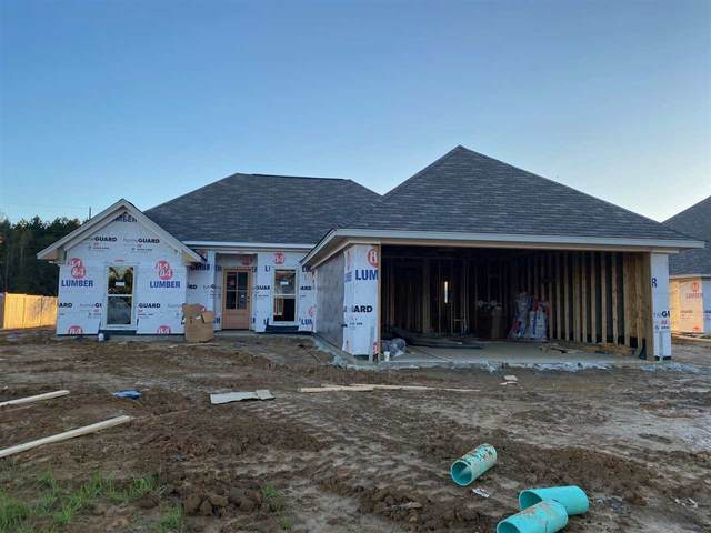572 Westfield Dr, Pearl, MS 39208 (MLS #338202) :: List For Less MS