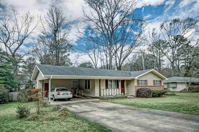 5427 Suffolk Dr, Jackson, MS 39211 (MLS #338276) :: List For Less MS