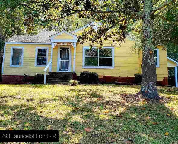 793 Launcelot Rd, Jackson, MS 39206 (MLS #338285) :: List For Less MS