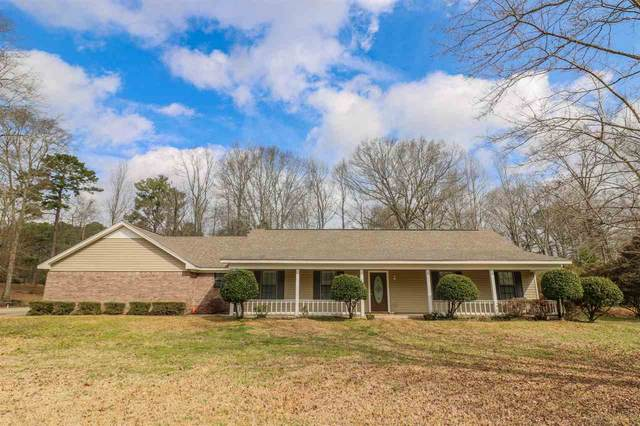 122 Bentley Dr, Brandon, MS 39042 (MLS #338315) :: List For Less MS
