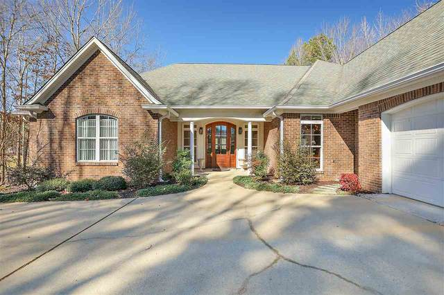 929 Easterly Dr, Brandon, MS 39042 (MLS #338357) :: List For Less MS