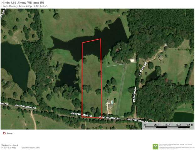 Jimmy Williams Rd N/A, Clinton, MS 39056 (MLS #338358) :: List For Less MS