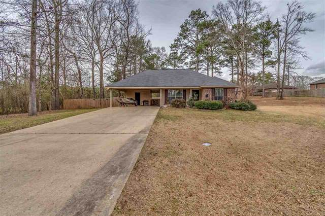 1417 NW Frances Ave, Magee, MS 39111 (MLS #338364) :: eXp Realty