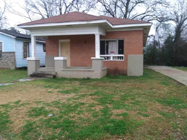 1498 Morehouse St, Jackson, MS 39204 (MLS #338475) :: eXp Realty