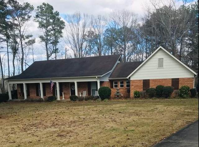 1021 Morris Tullos Dr, Morton, MS 39117 (MLS #338476) :: eXp Realty