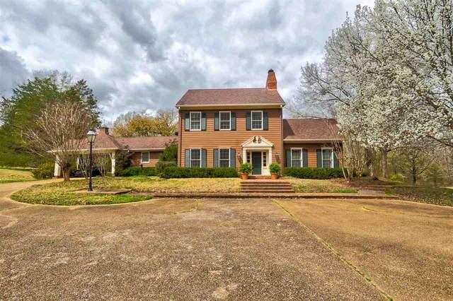 772 Old Agency Rd, Ridgeland, MS 39157 (MLS #338829) :: eXp Realty