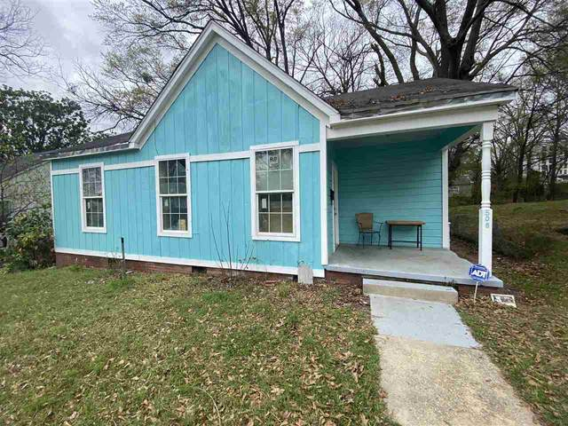506 Taylor St, Jackson, MS 39216 (MLS #338942) :: eXp Realty