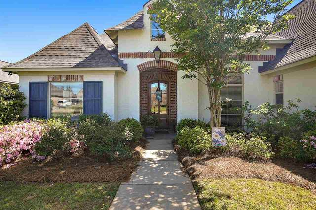 132 Sweetbriar Dr, Canton, MS 39046 (MLS #339438) :: eXp Realty