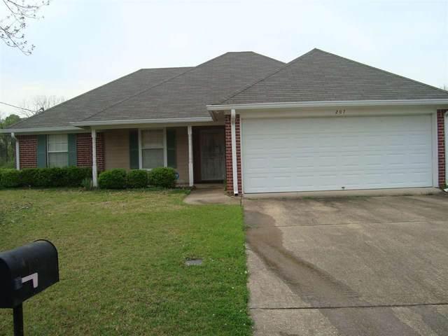 207 Sunline Dr, Vicksburg, MS 39180 (MLS #339462) :: eXp Realty