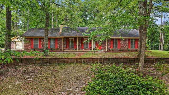 207 S Eagle Ridge Dr, Florence, MS 39073 (MLS #339638) :: eXp Realty