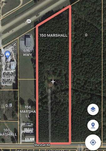 150 Marshall Rd Part Of Lot 2, Flowood, MS 39232 (MLS #339680) :: eXp Realty