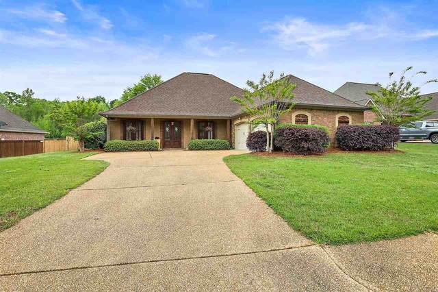 103 Stonebrook Dr, Florence, MS 39073 (MLS #339848) :: eXp Realty