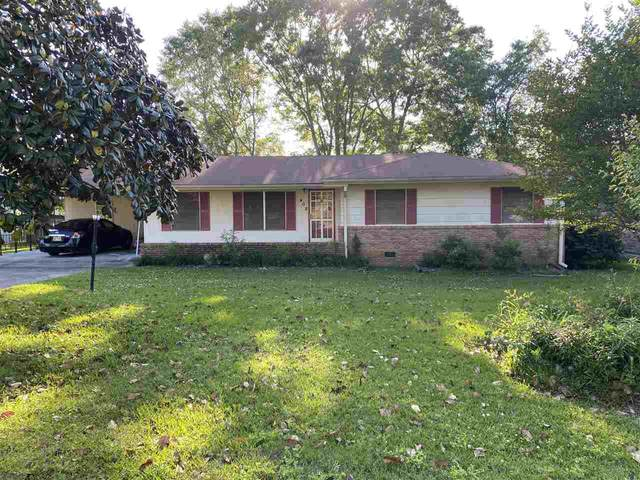 408 Wilson Dr, McComb, MS 39648 (MLS #339853) :: eXp Realty