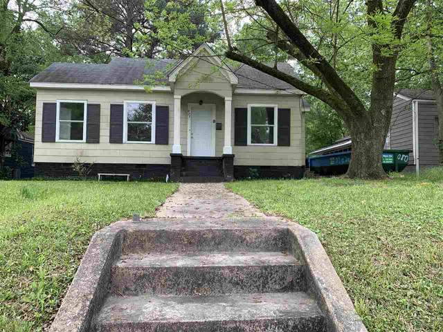 471 E Ridgeway St, Jackson, MS 39206 (MLS #339866) :: eXp Realty