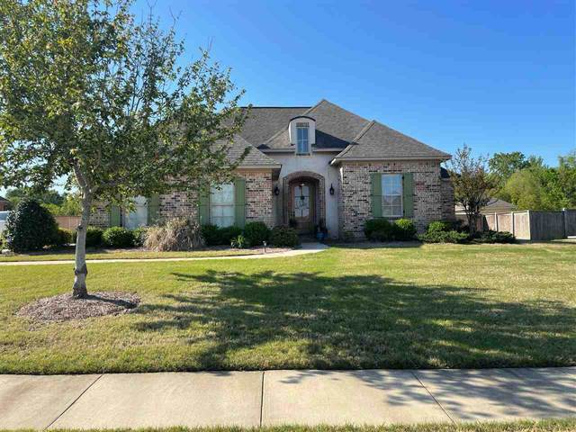 107 Grandwood Dr, Canton, MS 39046 (MLS #339872) :: eXp Realty