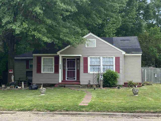 601 Choctaw Rd, Jackson, MS 39206 (MLS #339926) :: eXp Realty