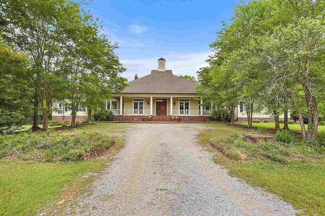 4106 Williamson Rd, Clinton, MS 39056 (MLS #340247) :: eXp Realty