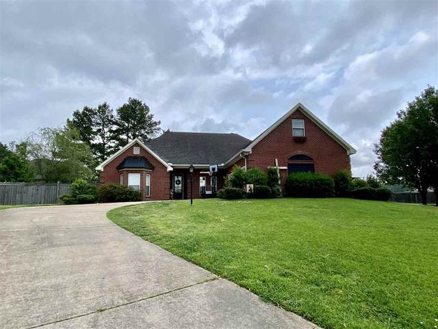 105 Oak Meadow Dr, Clinton, MS 39056 (MLS #340264) :: eXp Realty
