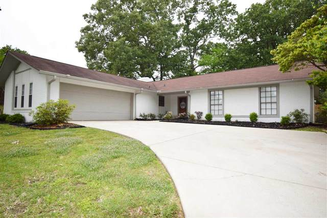 307 Parker Dr, Clinton, MS 39056 (MLS #340282) :: eXp Realty