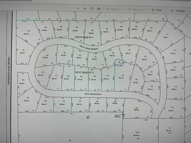 Lot 20 Petit Bois Lot 20, Jackson, MS 39211 (MLS #340316) :: eXp Realty