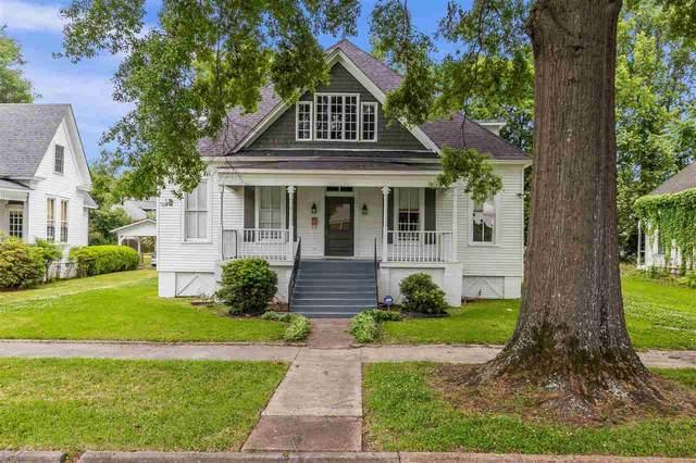 130 Calhoun Ave, Yazoo City, MS 39194 (MLS #340317) :: eXp Realty