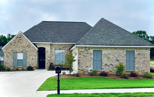 533 Eastpark St, Canton, MS 39046 (MLS #340341) :: eXp Realty