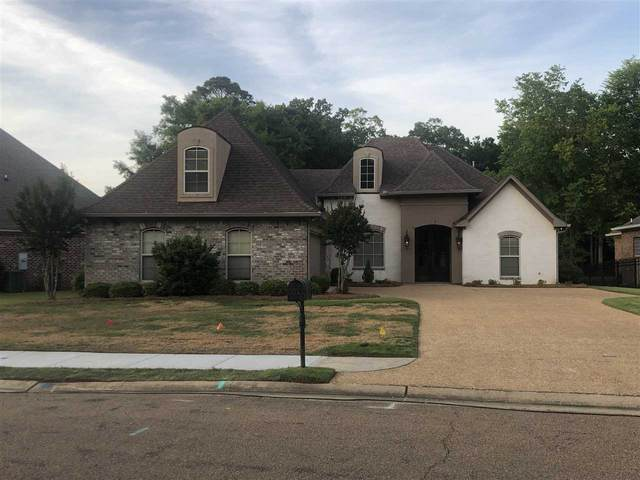 306 Woodlands Green Pl, Brandon, MS 39047 (MLS #340586) :: eXp Realty