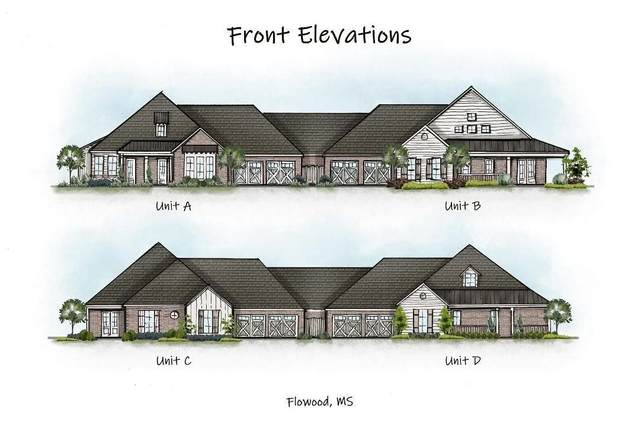 100 Freedom Ring Drive D, Flowood, MS 39047 (MLS #340636) :: eXp Realty