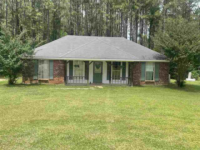155 Pine Hill Ln, Terry, MS 39170 (MLS #340915) :: eXp Realty