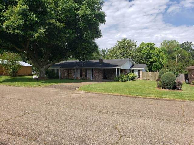406 SE 8TH AVE, Magee, MS 39111 (MLS #341023) :: eXp Realty