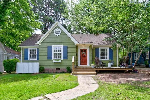 479 E Ridgeway St, Jackson, MS 39206 (MLS #341214) :: eXp Realty