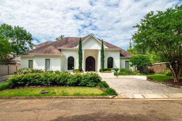 1409 Highland Park Dr, Jackson, MS 39211 (MLS #341248) :: eXp Realty