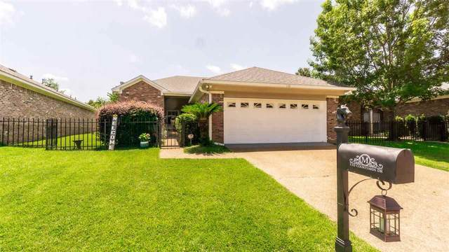 110 Courtyards Dr, Pearl, MS 39208 (MLS #341387) :: eXp Realty