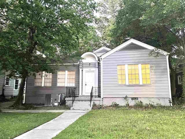 465 E Ridgeway St, Jackson, MS 39206 (MLS #341403) :: eXp Realty