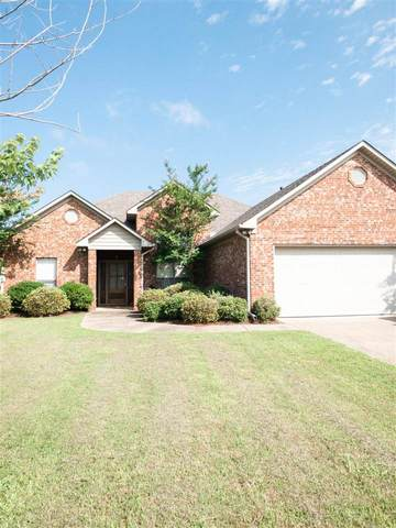 211 Copper Ridge Way, Florence, MS 39073 (MLS #341409) :: eXp Realty