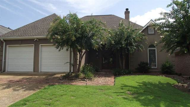 907 Oak Trail Dr, Canton, MS 39046 (MLS #341419) :: eXp Realty