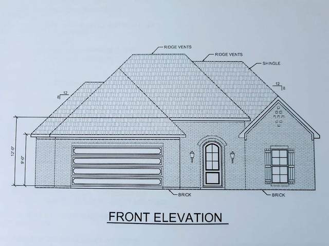 117 Vision Cir Lot 27, Canton, MS 39046 (MLS #341546) :: eXp Realty