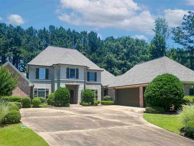 316 Pinehurst Cir, Ridgeland, MS 39157 (MLS #341612) :: eXp Realty