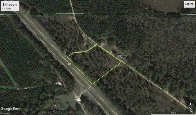 002 Henry Cannon Rd None, Braxton, MS 39044 (MLS #341927) :: eXp Realty