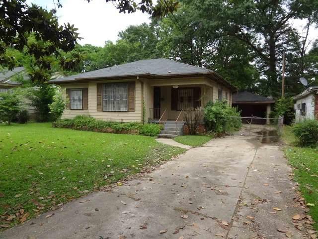 624 Fredrica Ave, Jackson, MS 39209 (MLS #341975) :: eXp Realty