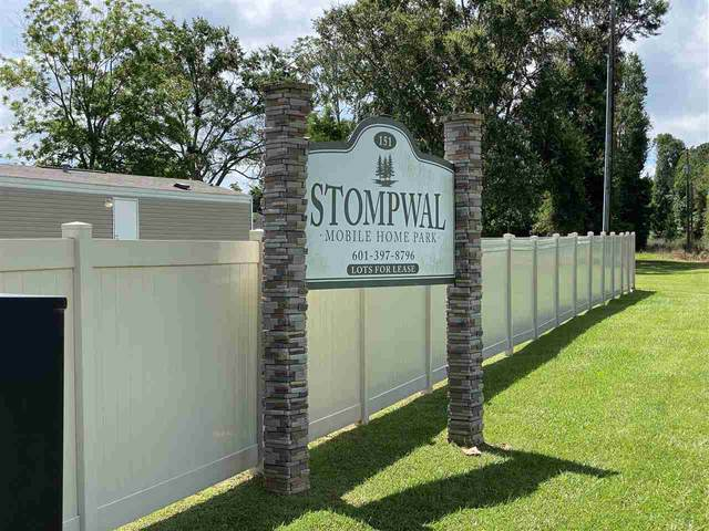 0 Stompwal St, Magee, MS 39111 (MLS #342164) :: eXp Realty