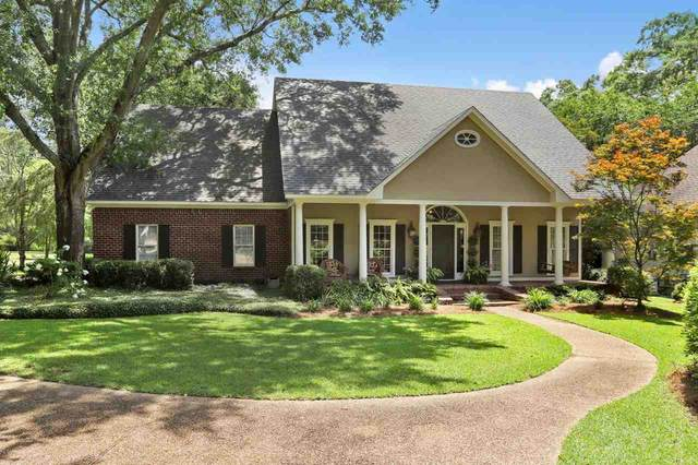 1425 Fontaine Dr, Jackson, MS 39211 (MLS #342413) :: eXp Realty