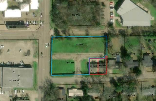 LOT 1 Lefleur Ct Lot 1, Jackson, MS 39211 (MLS #342446) :: eXp Realty