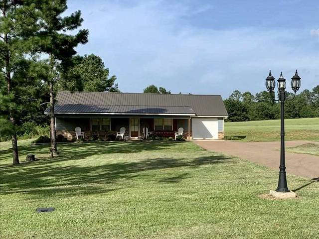 128 Straw Walker Rd, Magee, MS 39111 (MLS #342622) :: eXp Realty