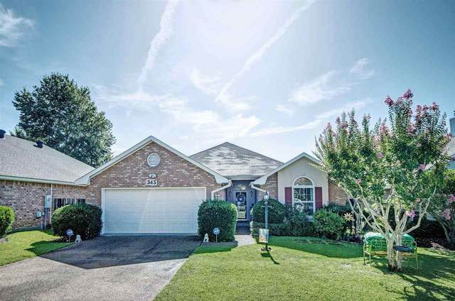 343 Cascades Circle East, Clinton, MS 39056 (MLS #342628) :: eXp Realty