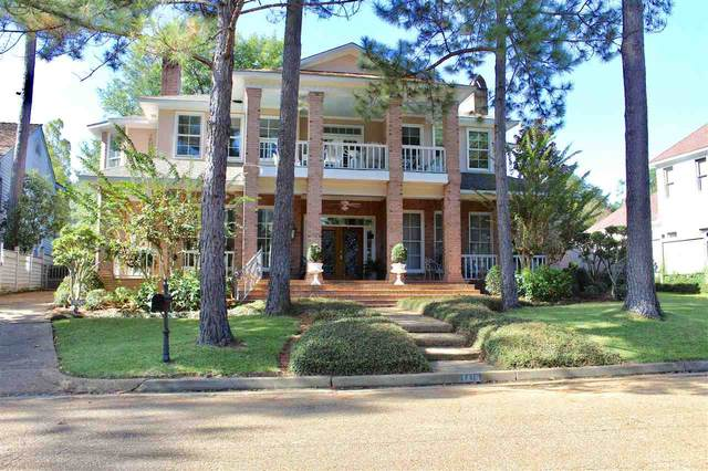 1415 Highland Park Dr, Jackson, MS 39211 (MLS #342642) :: eXp Realty