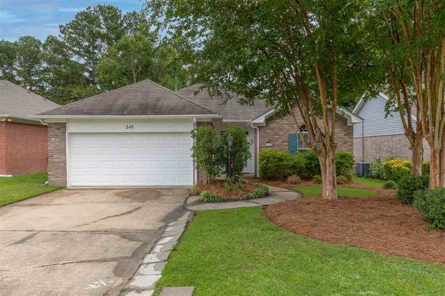 245 Commonwealth Ave, Brandon, MS 39047 (MLS #342650) :: eXp Realty