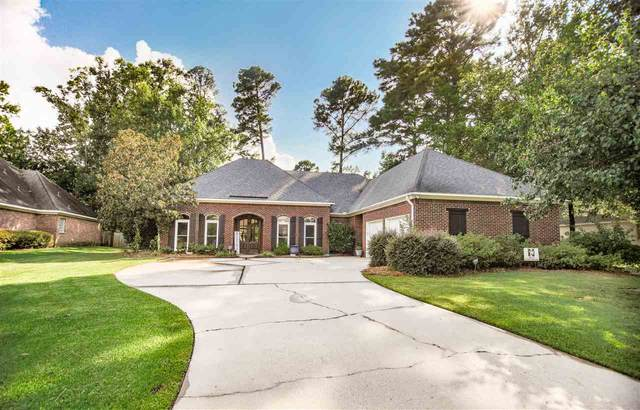 133 Lake Forest Dr, Brandon, MS 39047 (MLS #342685) :: eXp Realty