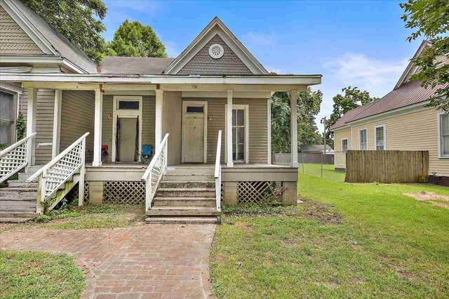 216 & 212 Calhoun Ave, Yazoo City, MS 39194 (MLS #342860) :: eXp Realty